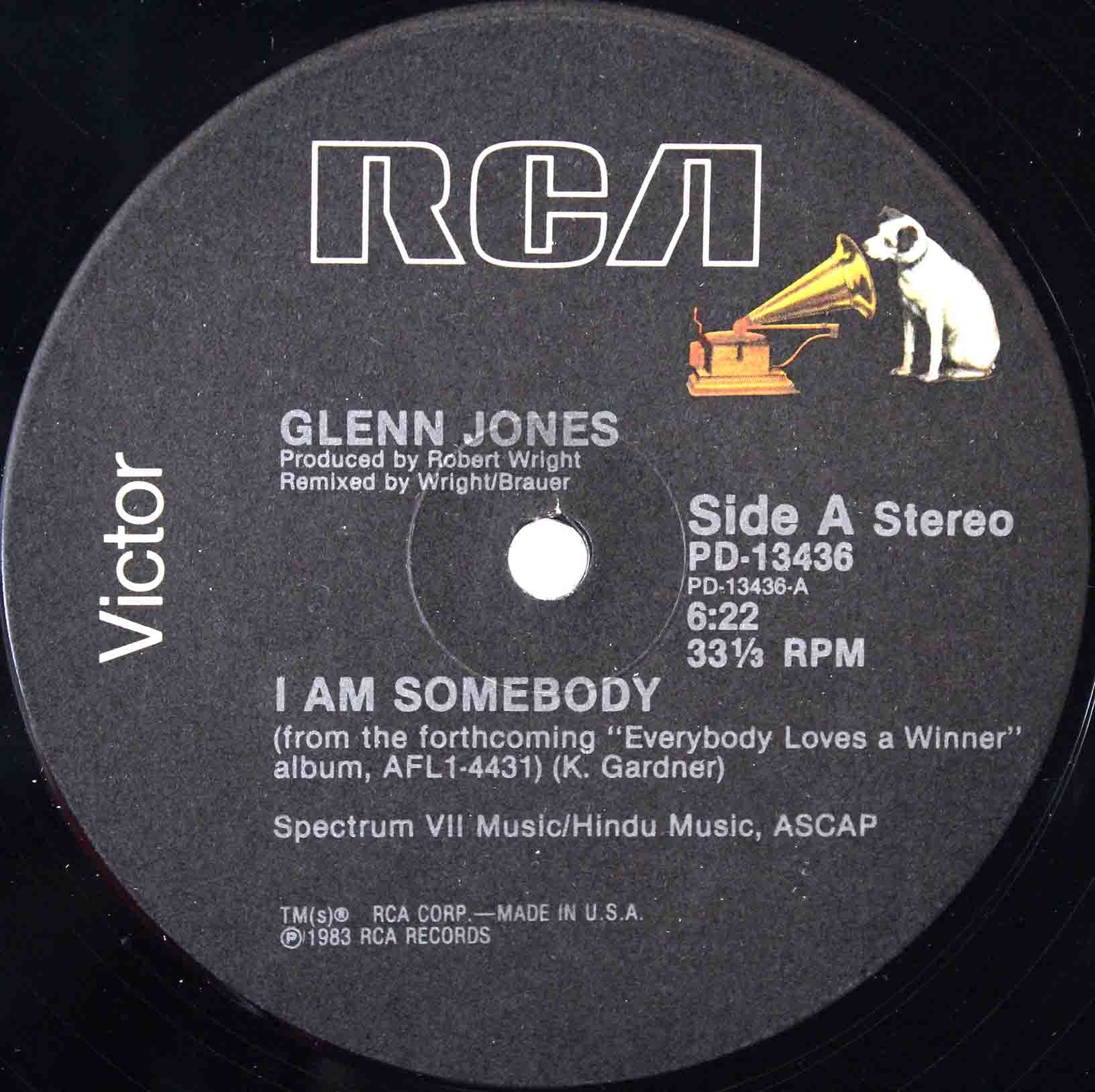 Glenn Jones - I Am Somebody 03
