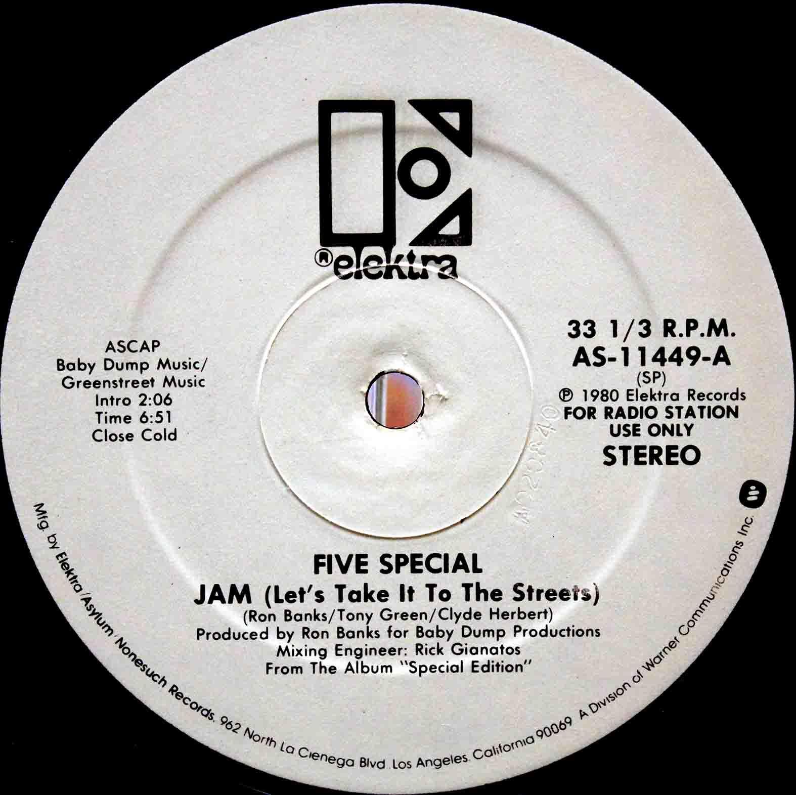 Five Special – Jam 03