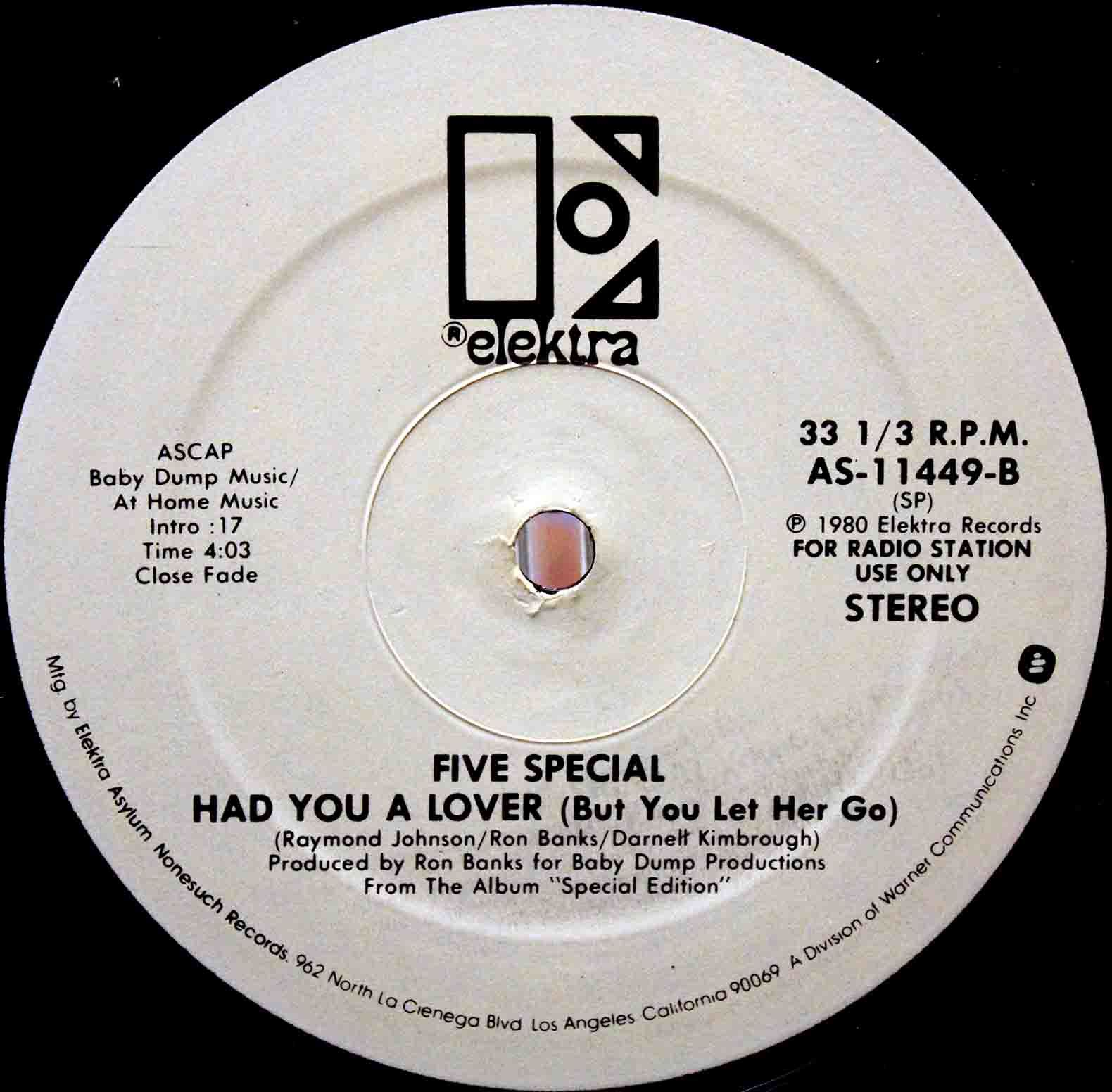 Five Special – Jam 04