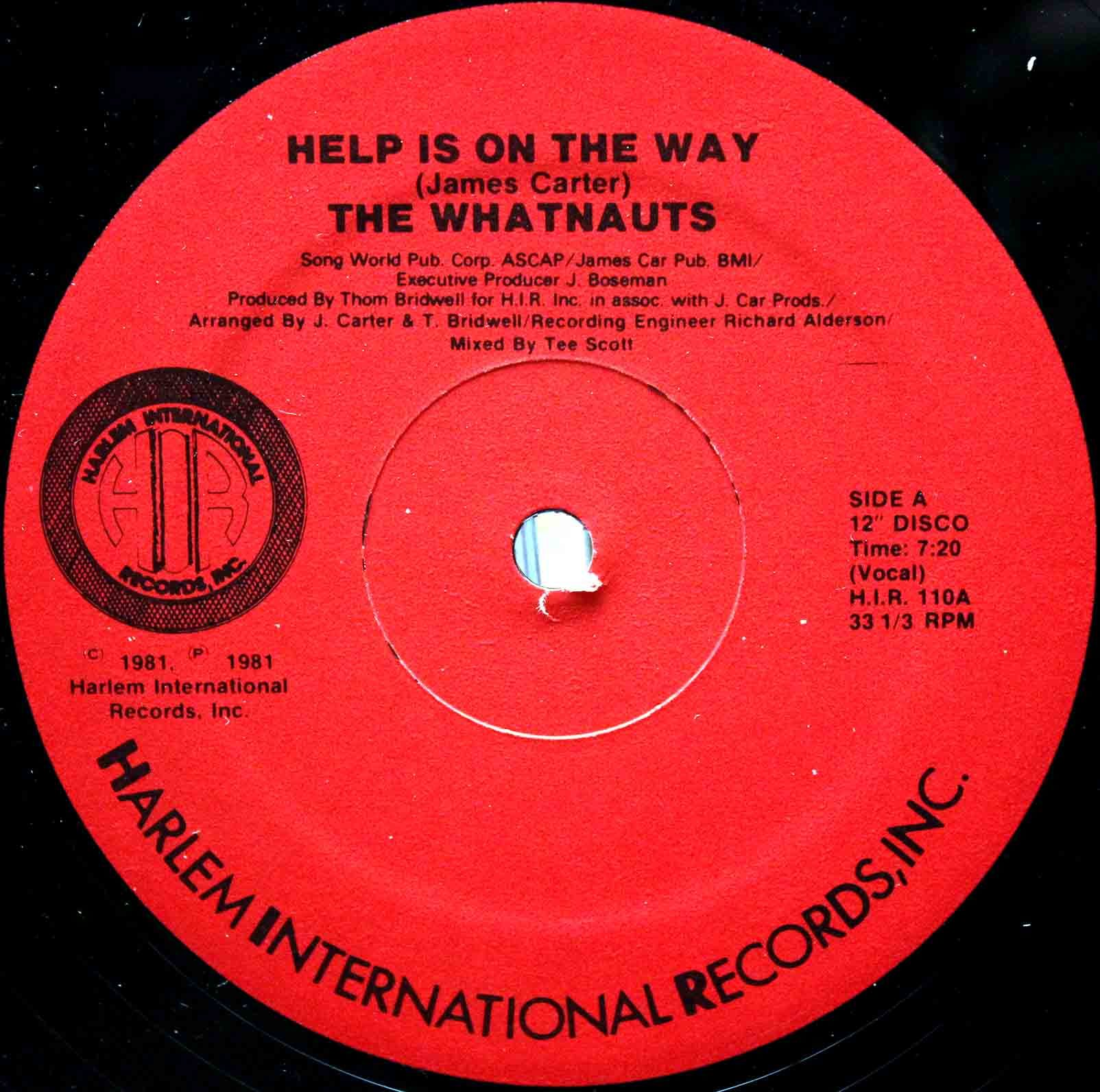 Whatnauts ‎– Help Is On The Way 03