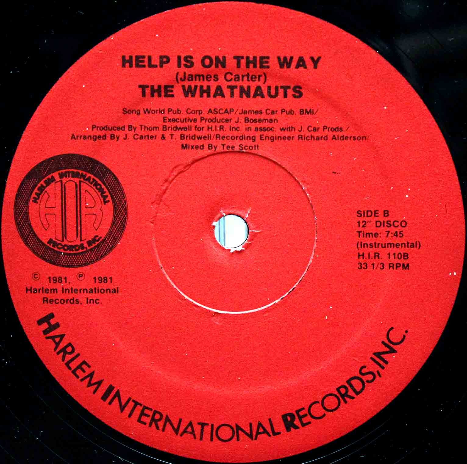 Whatnauts ‎– Help Is On The Way 04