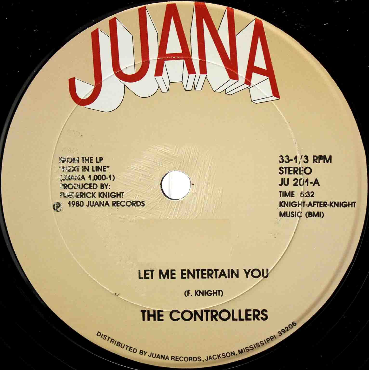 The Controllers Let Me Entertain You 03