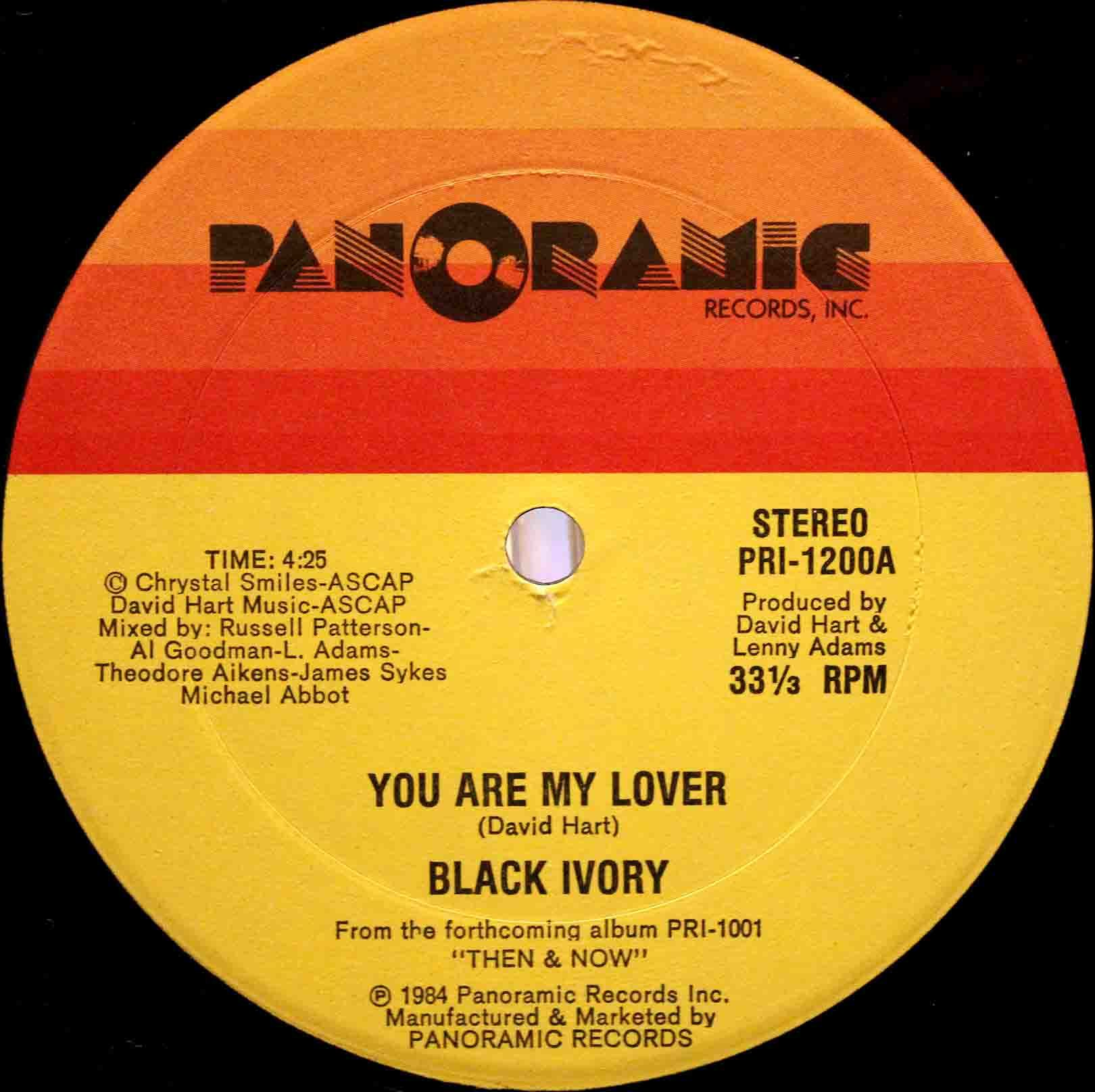 black ivory - you are my lover 02