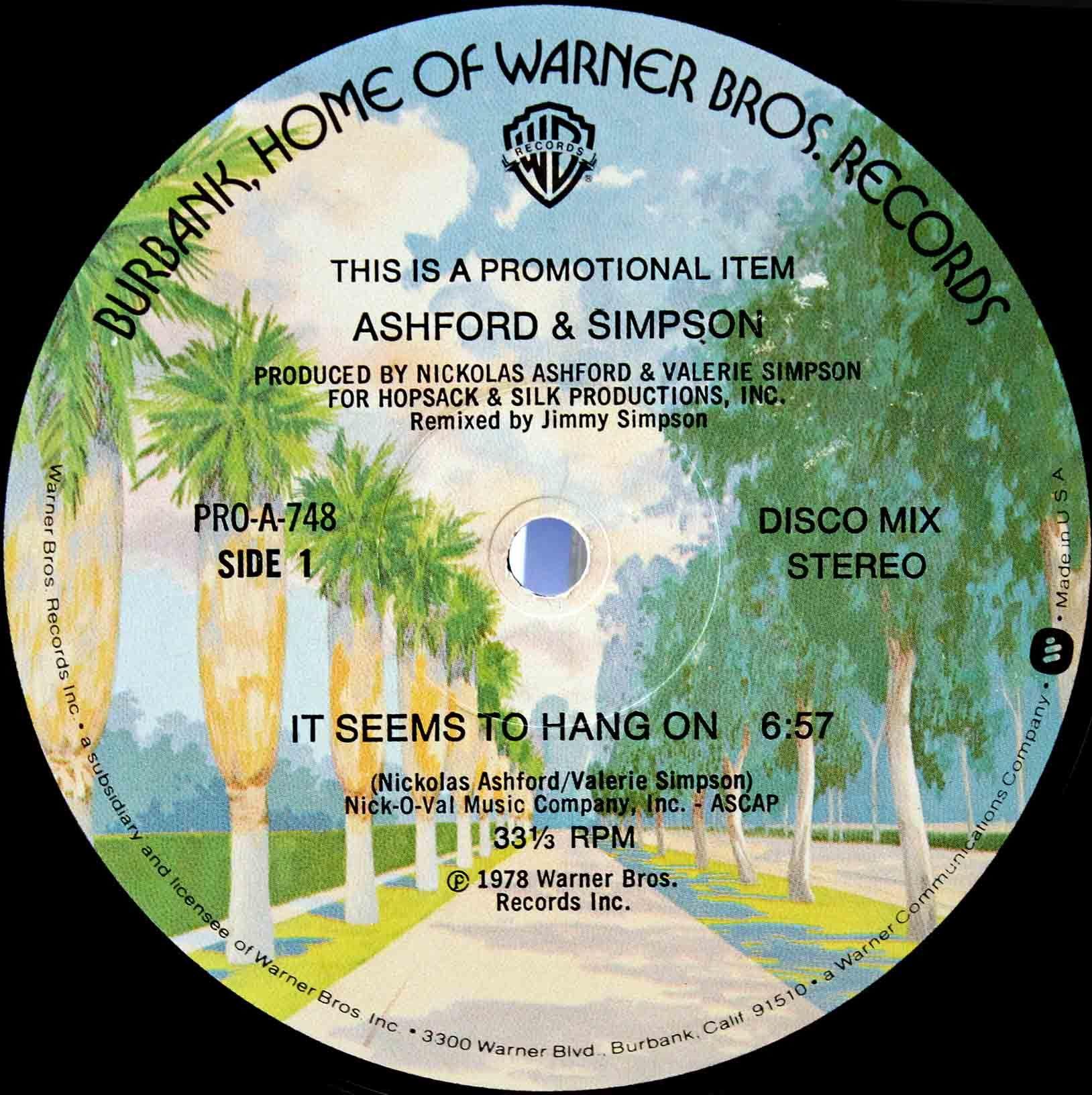 Ashford Simpson – It Seems To Hang On 02