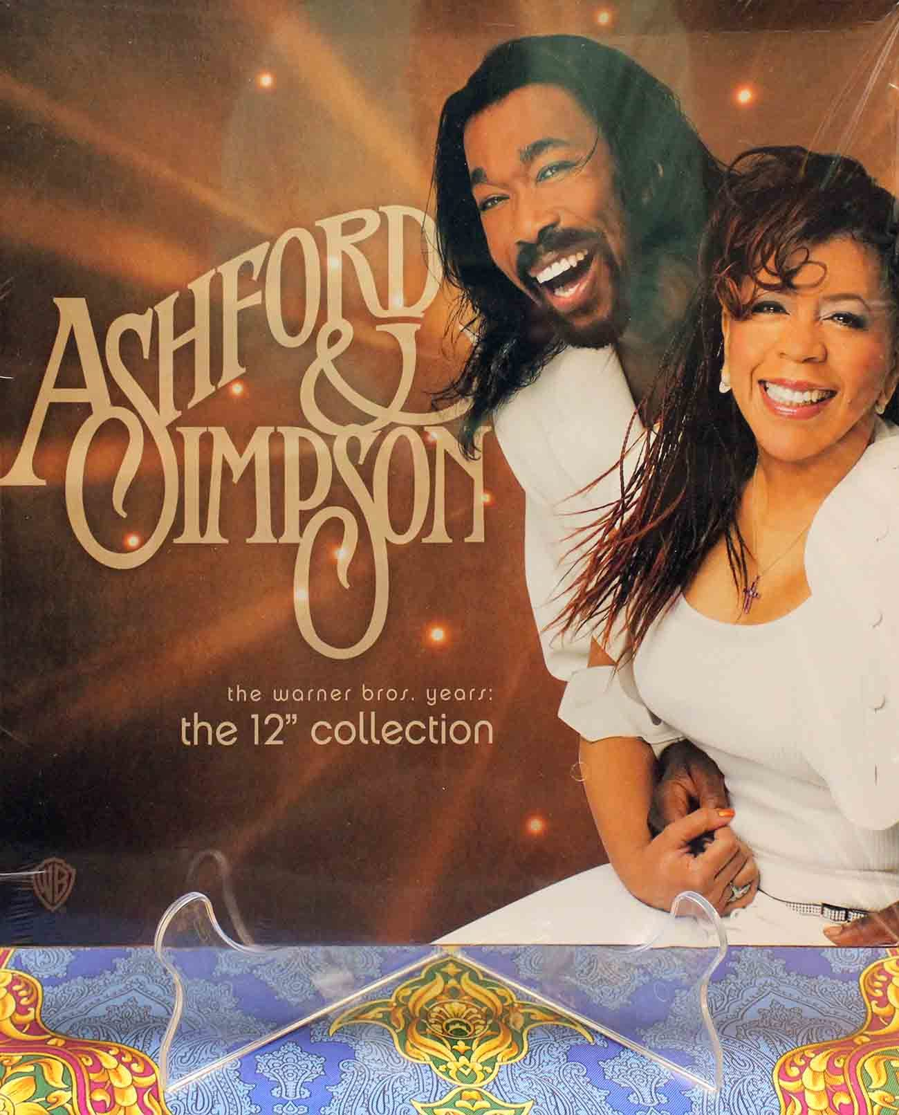 Ashford Simpson ‎– The Warner Bros Years The 12 Collection 01