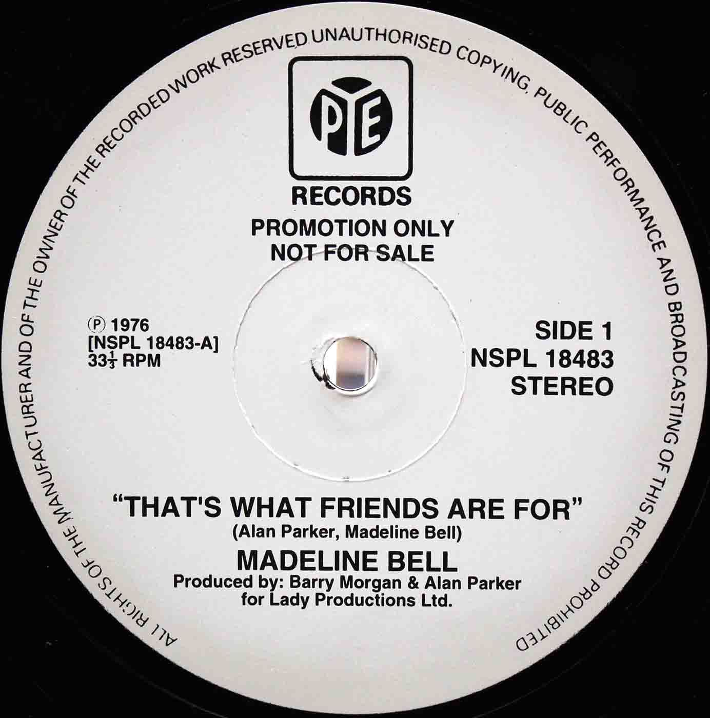 Madeline Bell ‎– Thats What Friends Are For 03