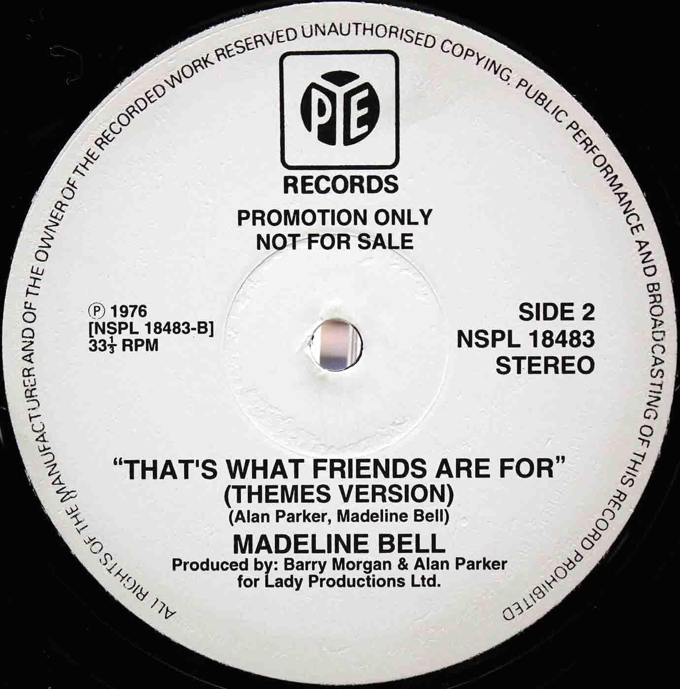 Madeline Bell ‎– Thats What Friends Are For 04