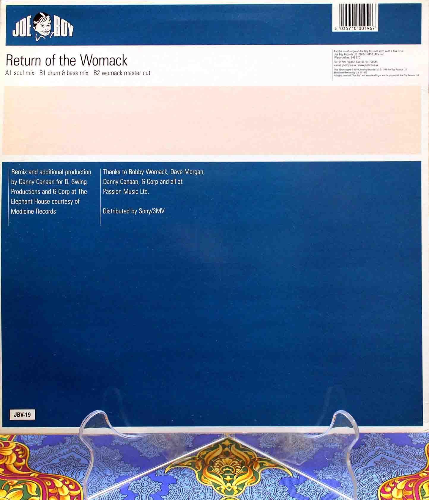 Bobby Womack - Across 110th Street 02