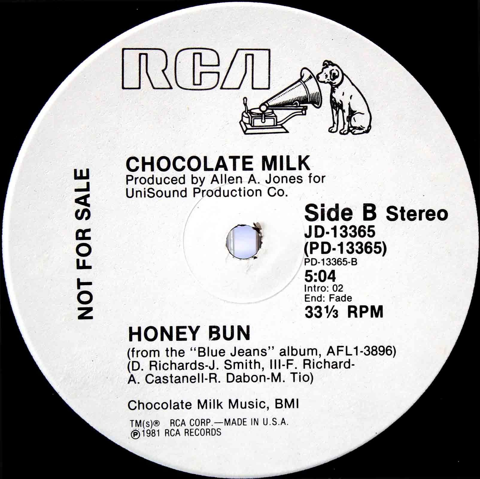 Chocolate Milk - Take It Off 04