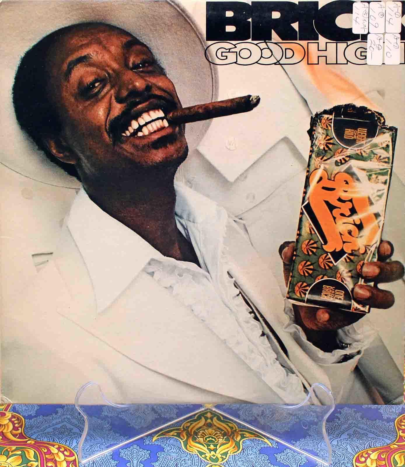 Brick Good High LP 01