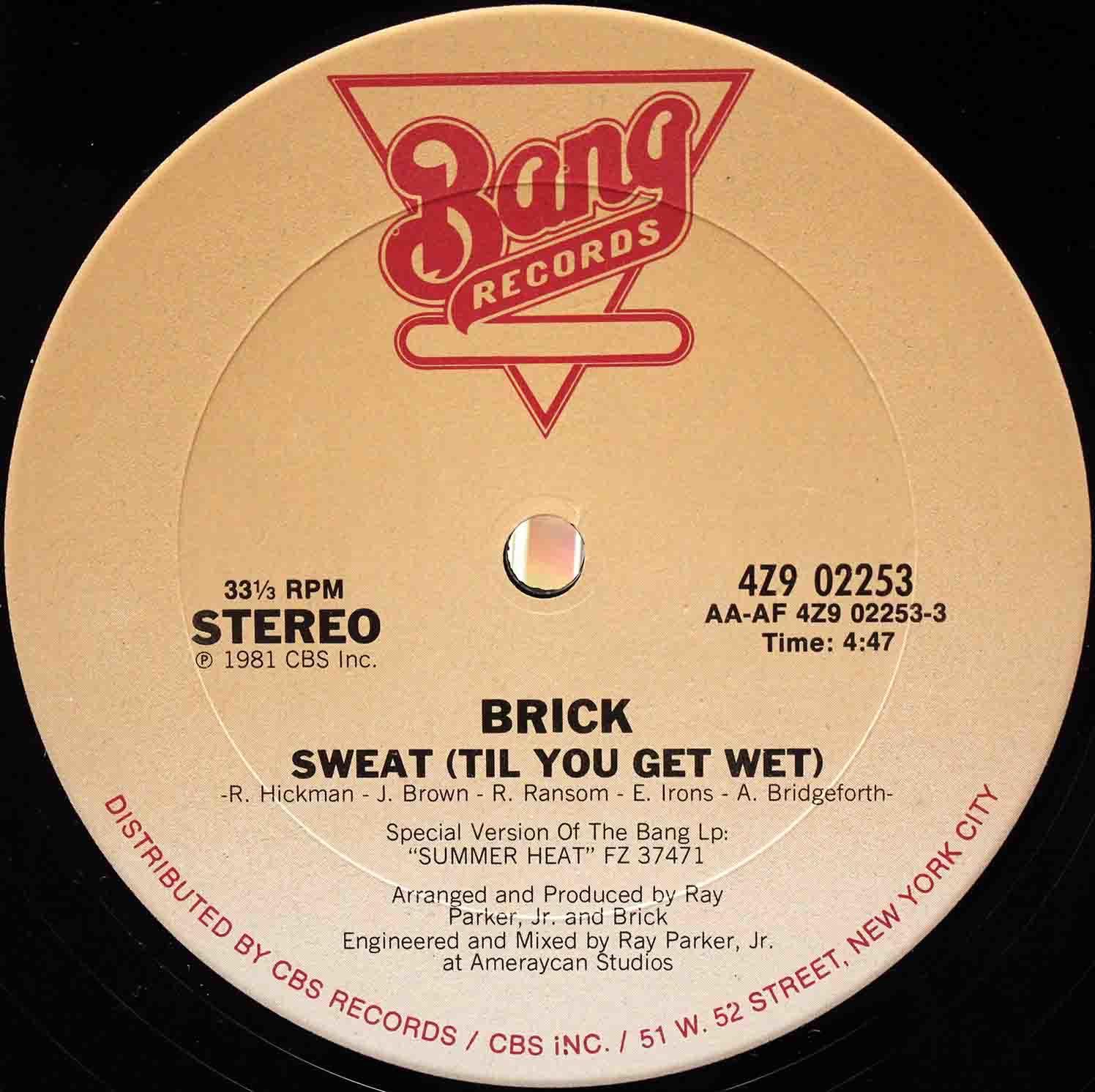 Brick - Sweat 03