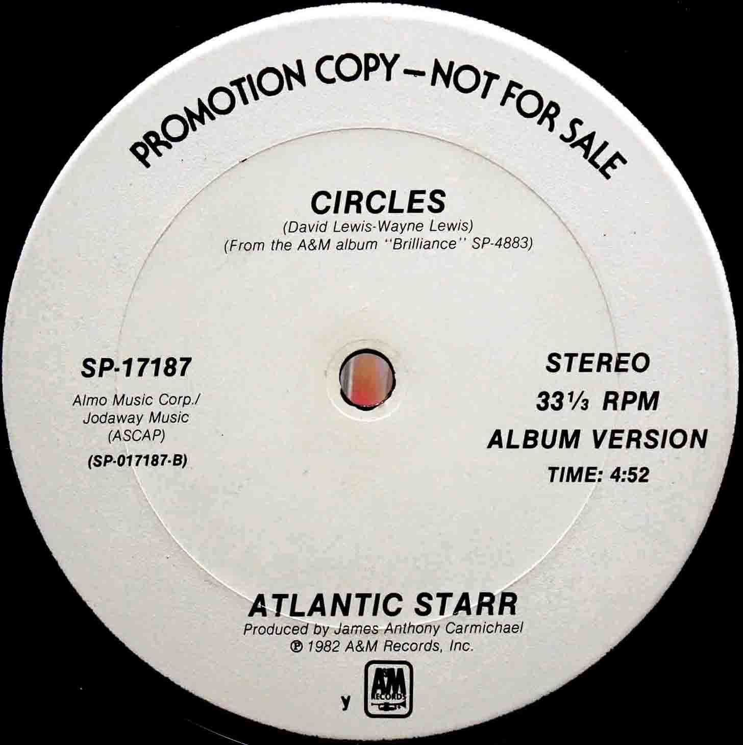 Atlantic Starr – Circles 03