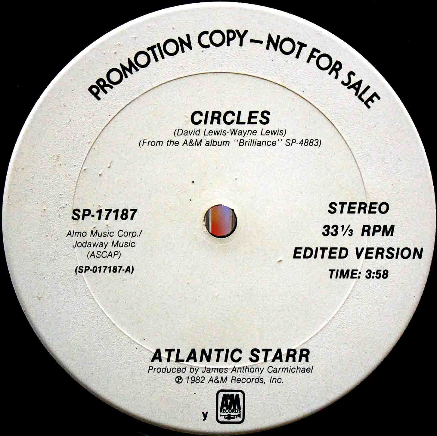 Atlantic Starr – Circles 04