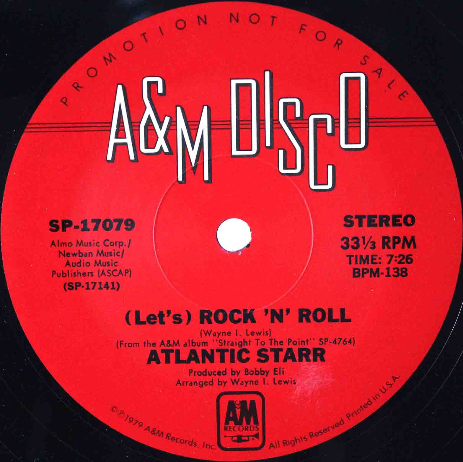 Atlantic Starr - Lets Rock N Roll 03