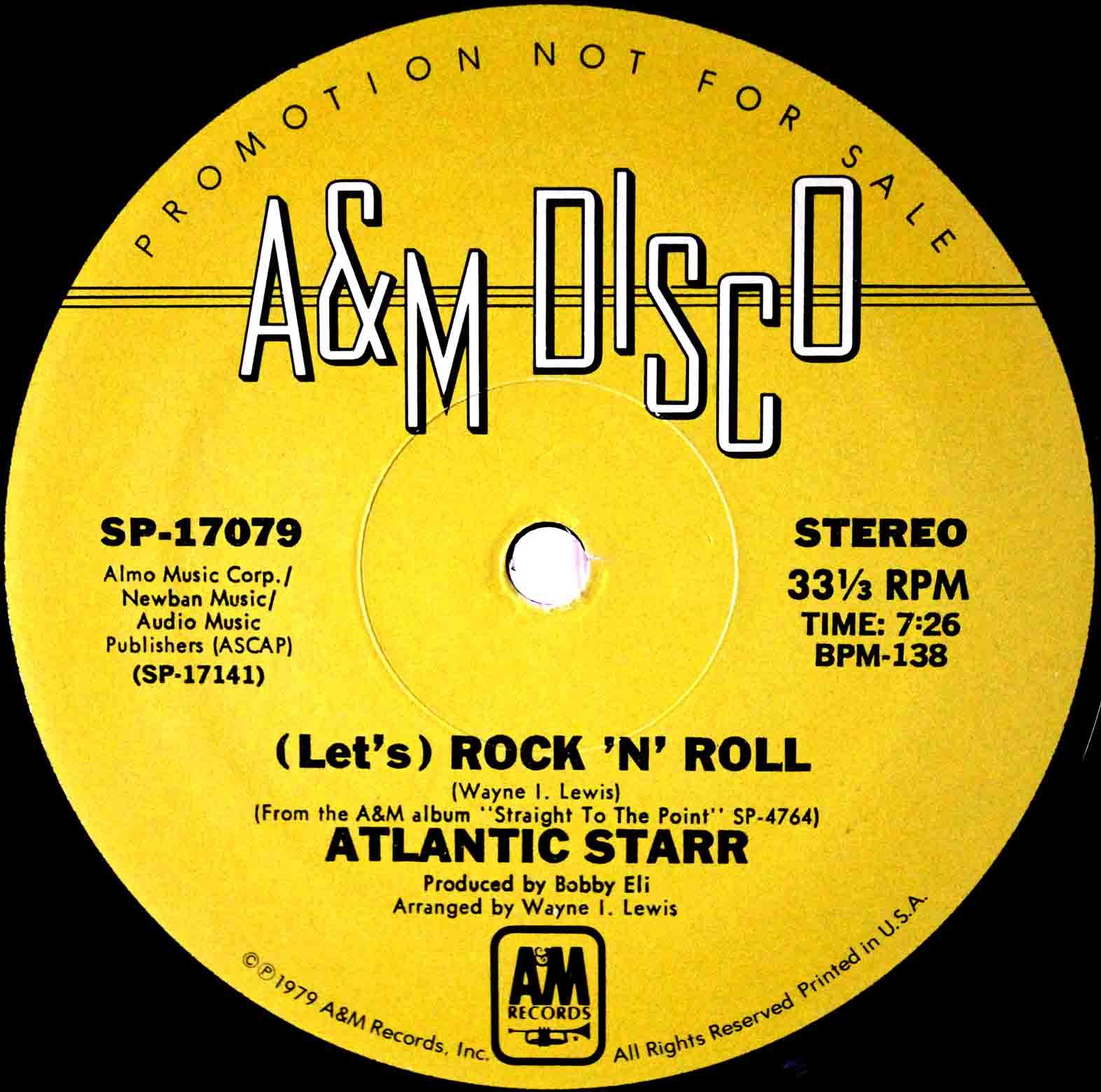 Atlantic Starr - Lets Rock N Roll 04
