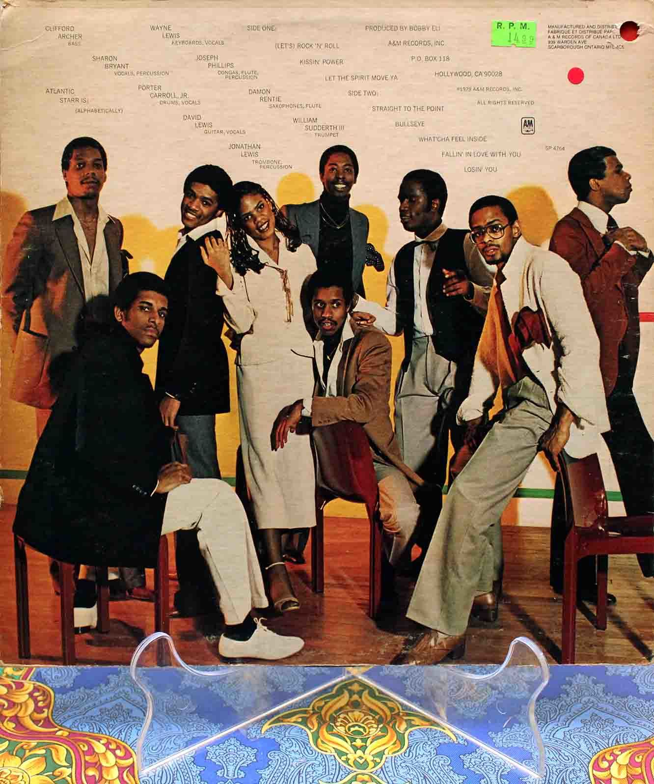 Atlantic Starr Straight To The Point 02