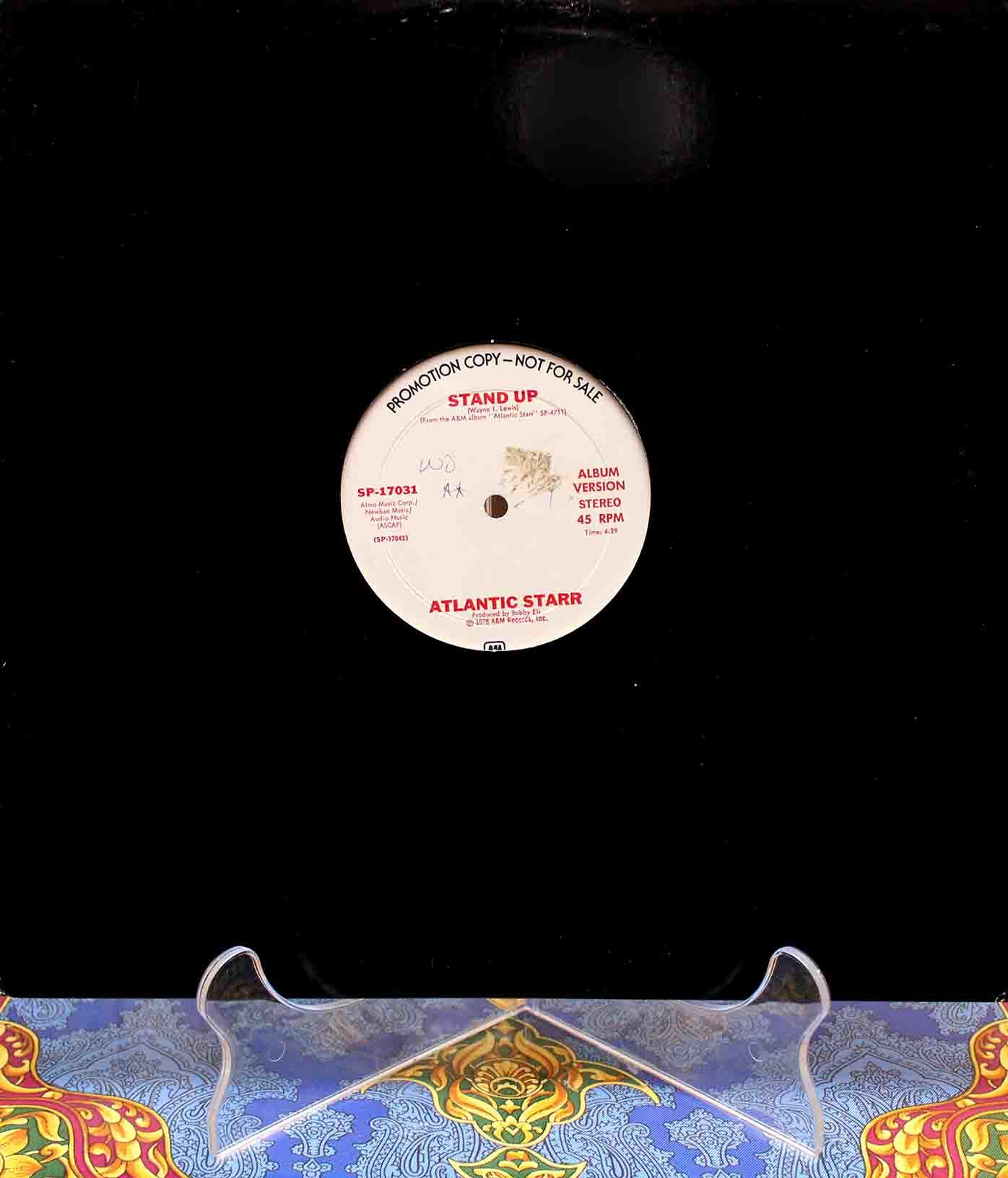 Atlantic Starr Stand Up (US Promo 12`Disco Long Version) 02