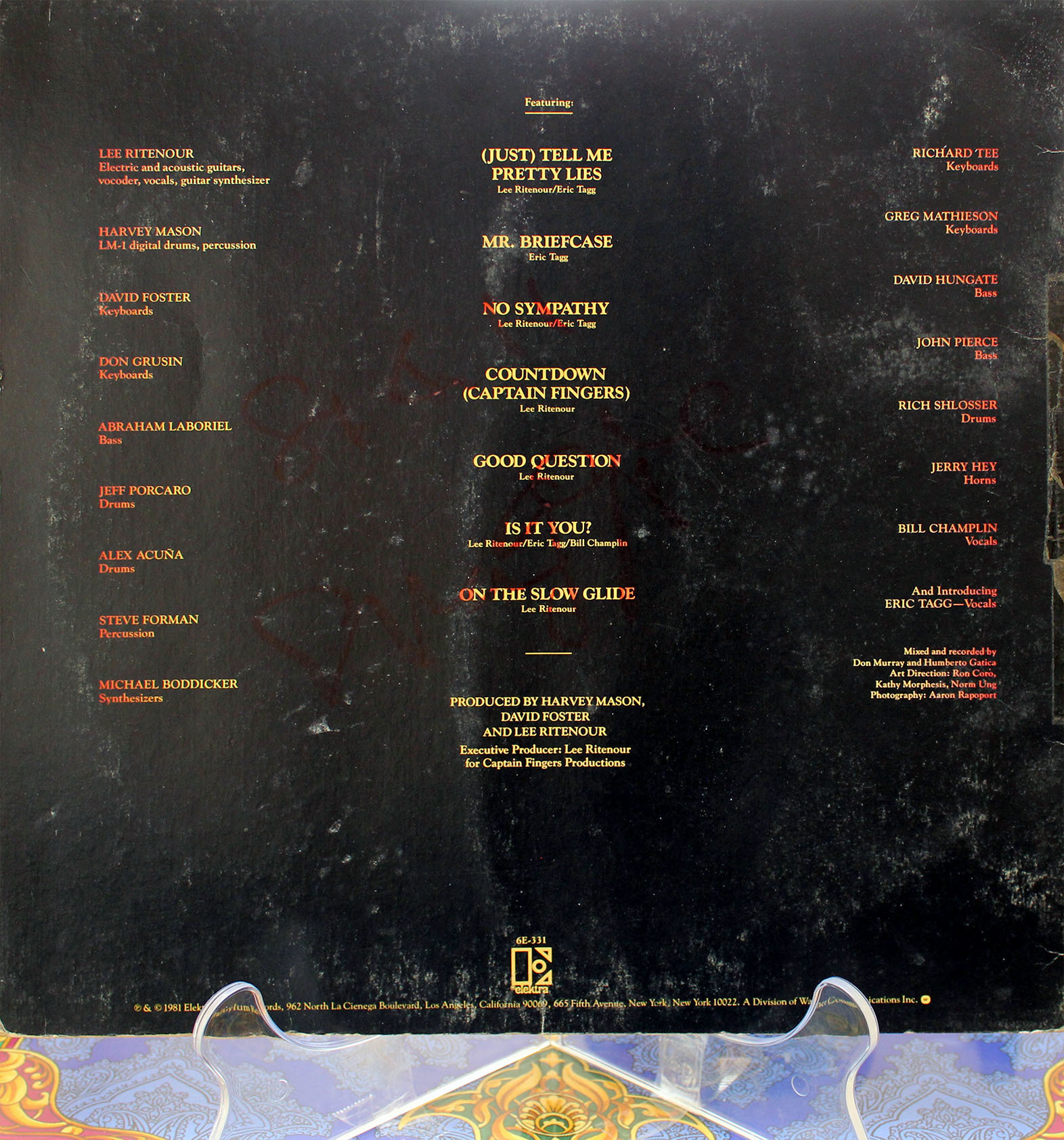 Lee Ritenour – Rit 02