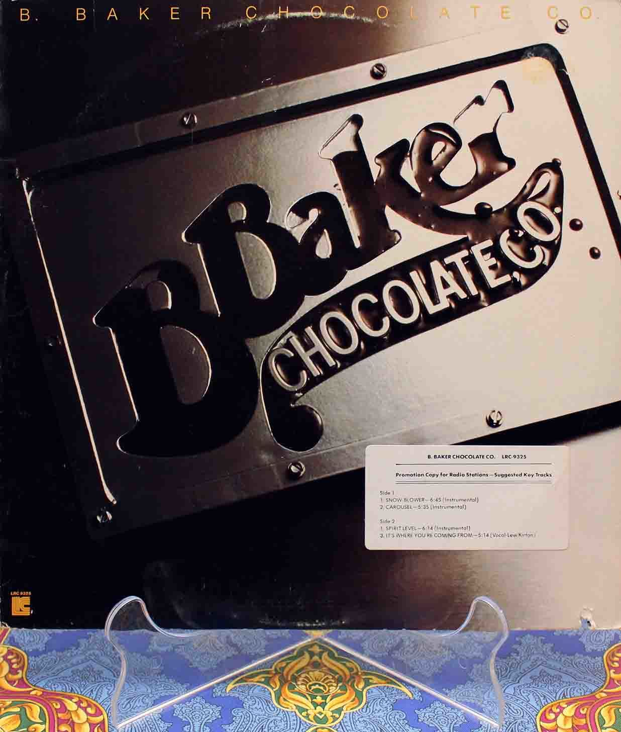 B Baker Chocolate Co 01