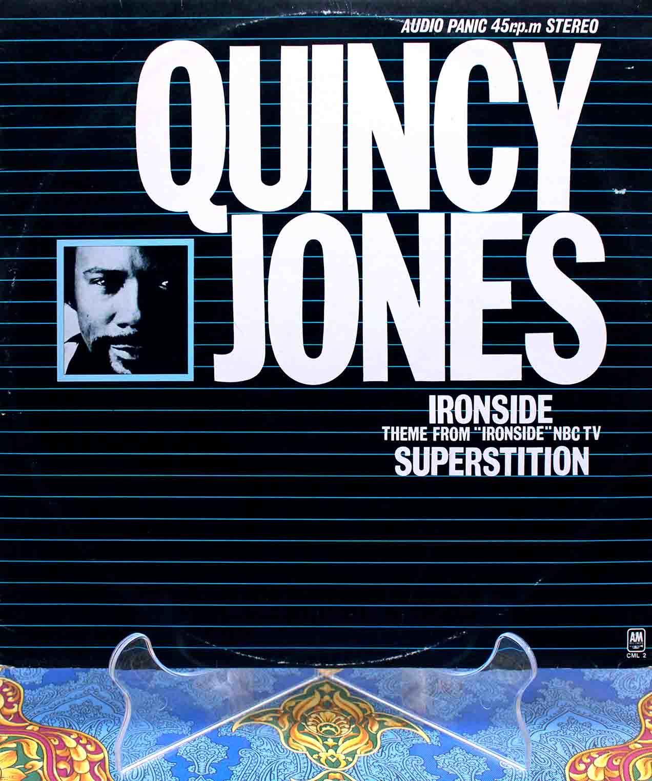 Quincy Jones  Superstition (Japan DJ Promo 12`Special Version) 01