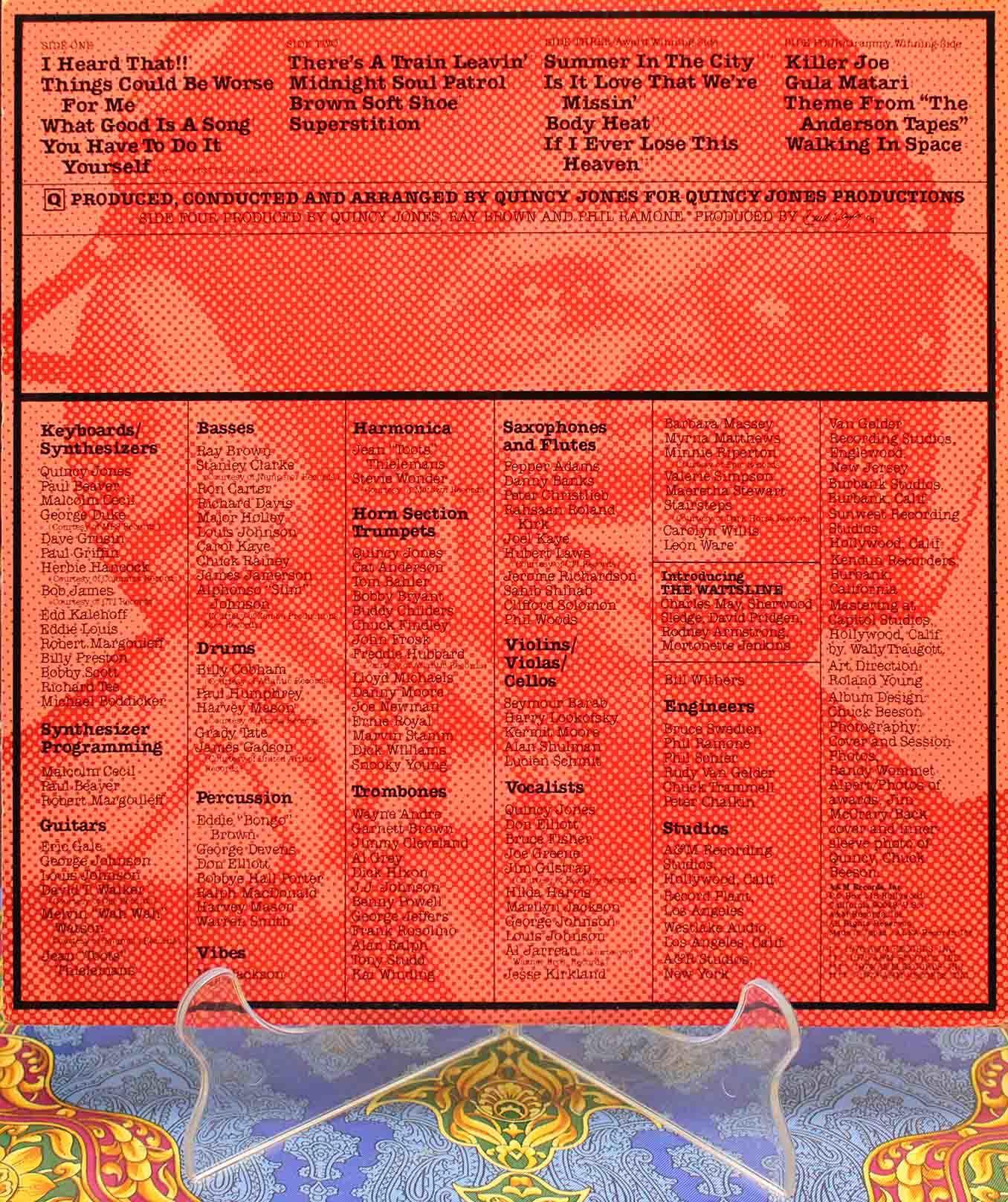 Quincy Jones – I Heard That 02