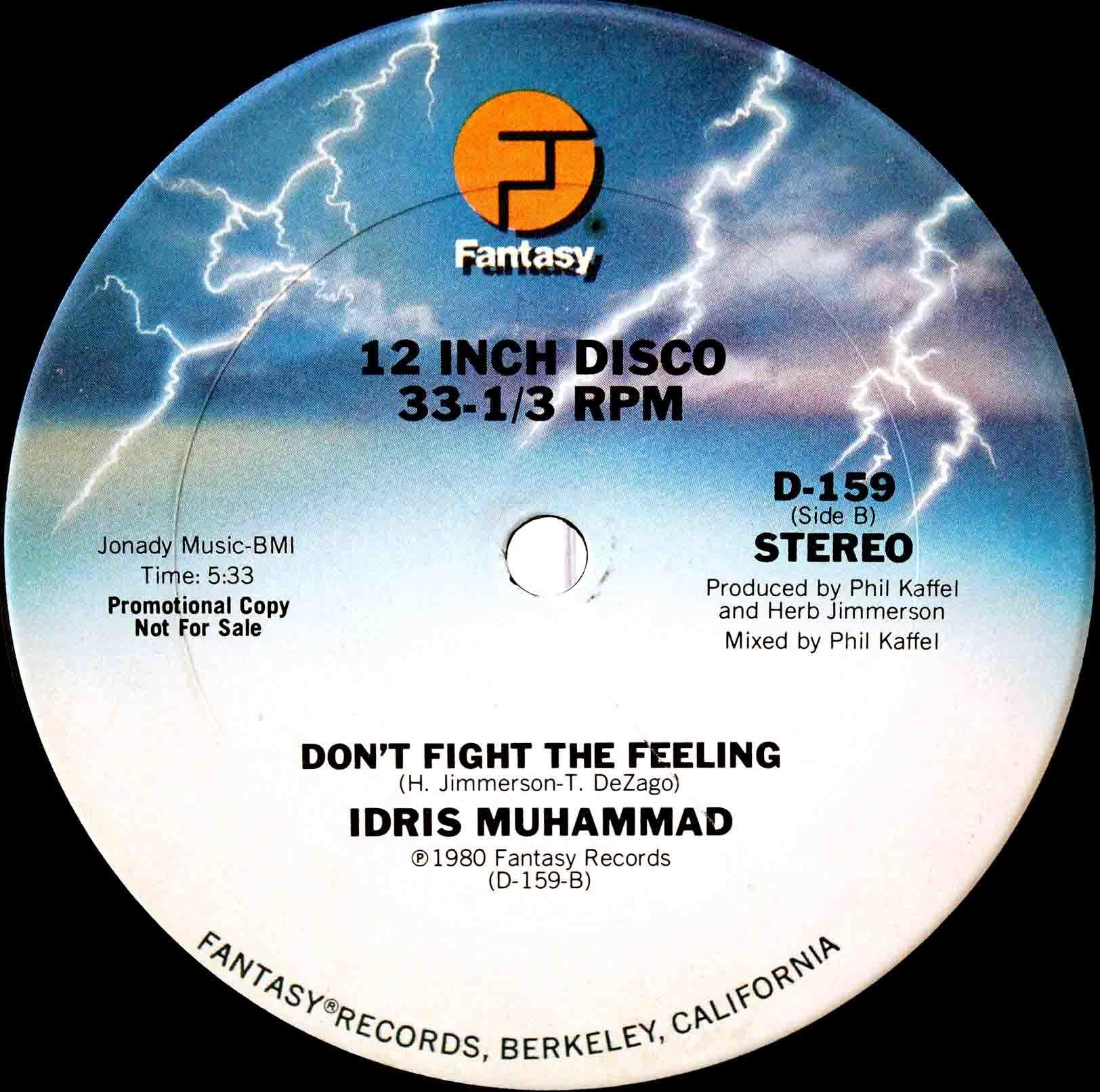 Idris Muhammad Dont Fight The Feeling 03