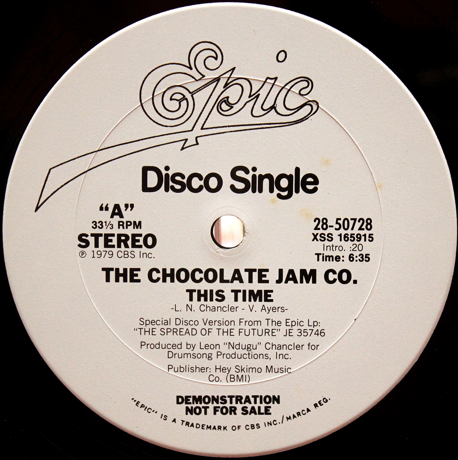 The Chocolate Jam Co 04