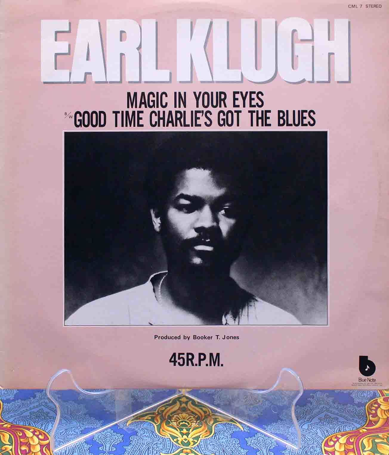 Earl Klugh ‎– Magic In Your Eyes 01