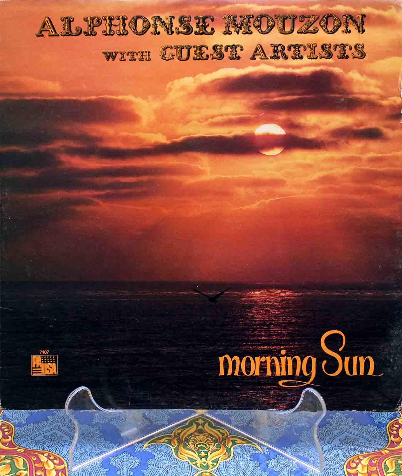 Alphonse Mouzon - Morning Sun 01
