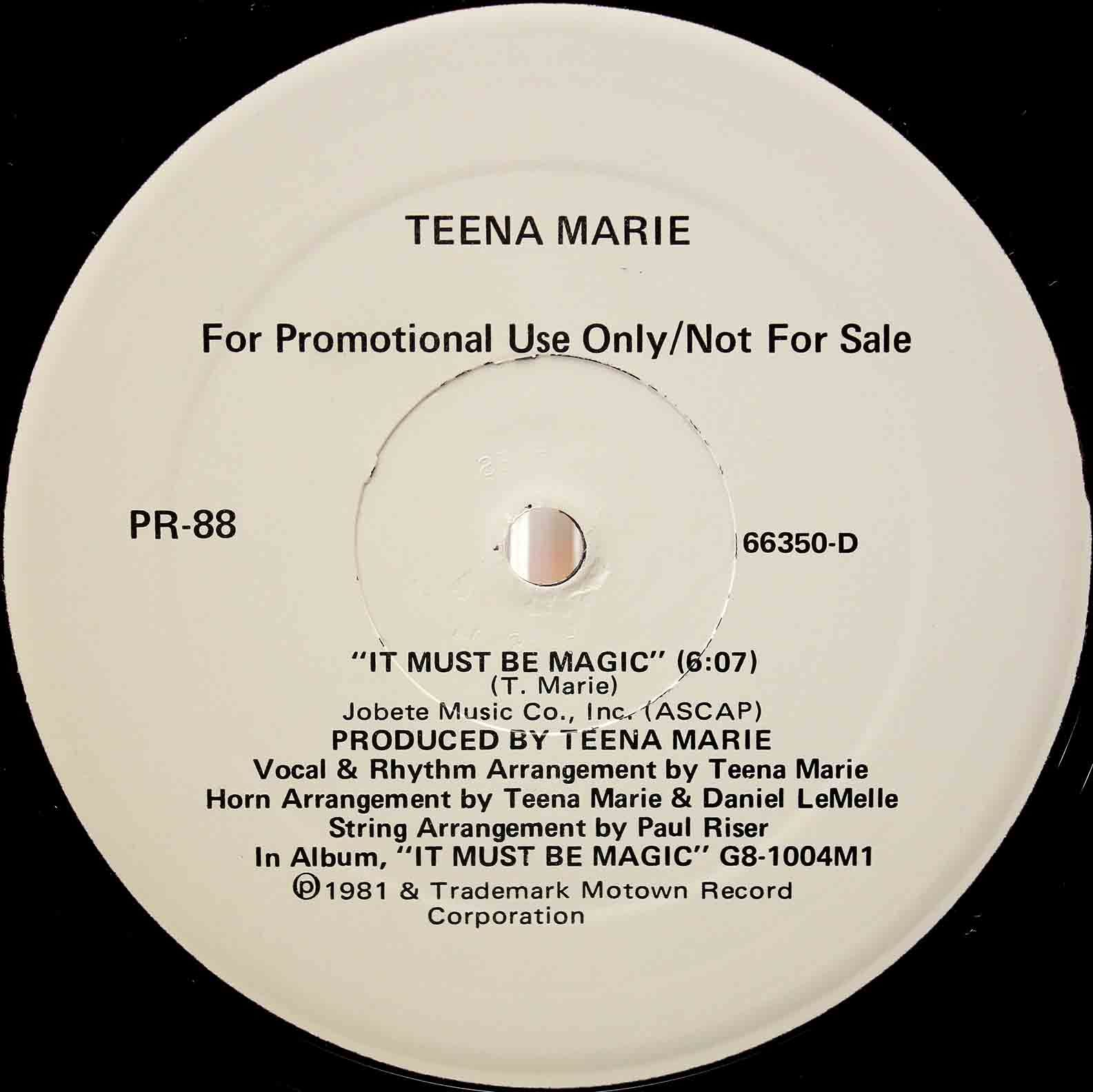 Teena Marie It Must Be Magic 02