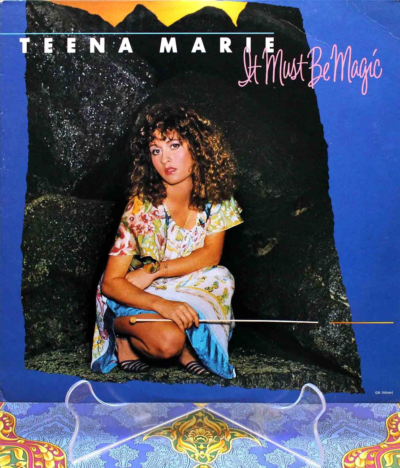 Teena Marie - It Must Be Magic LP 01