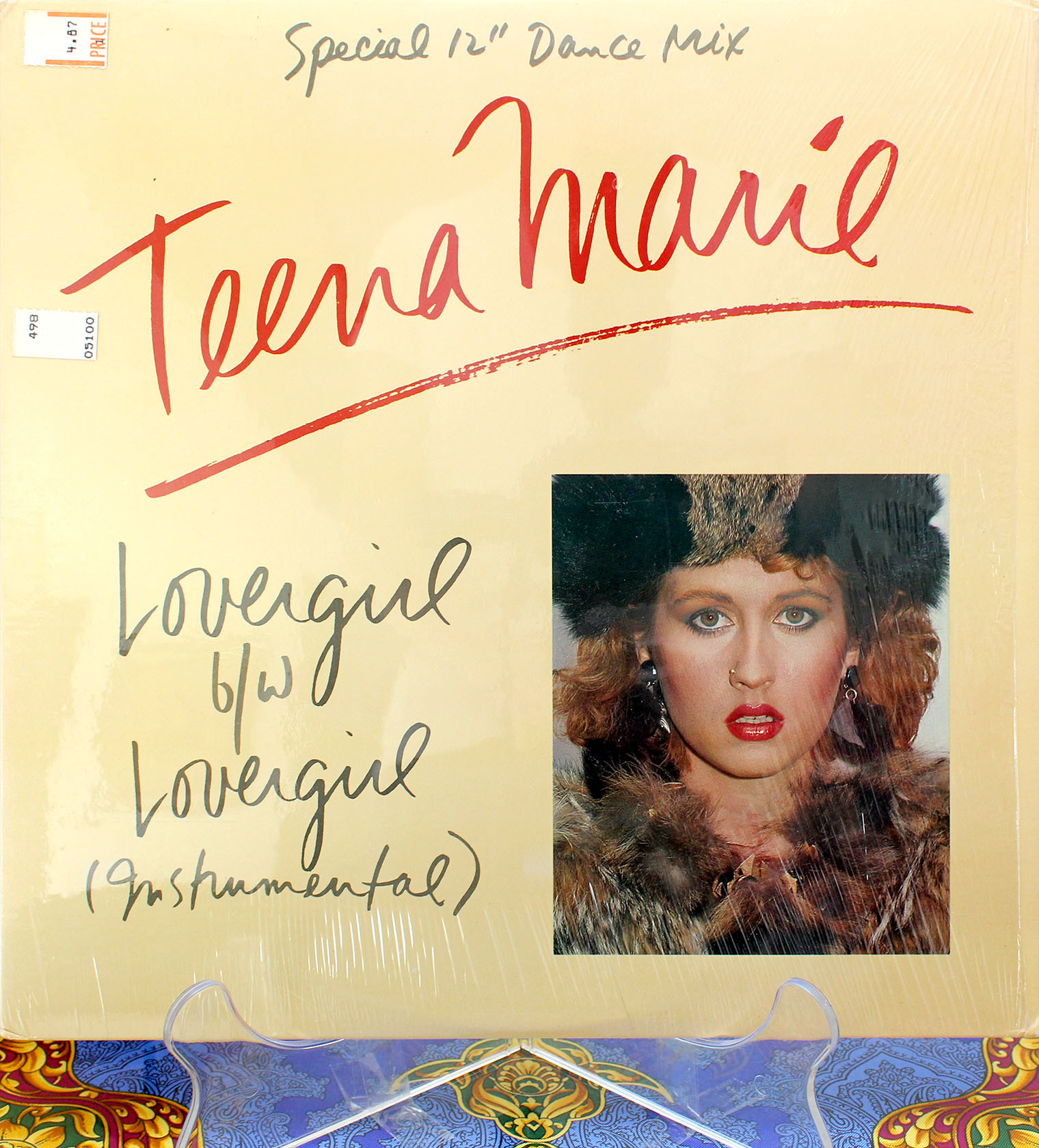 Teena Marie – Lovergirl 01