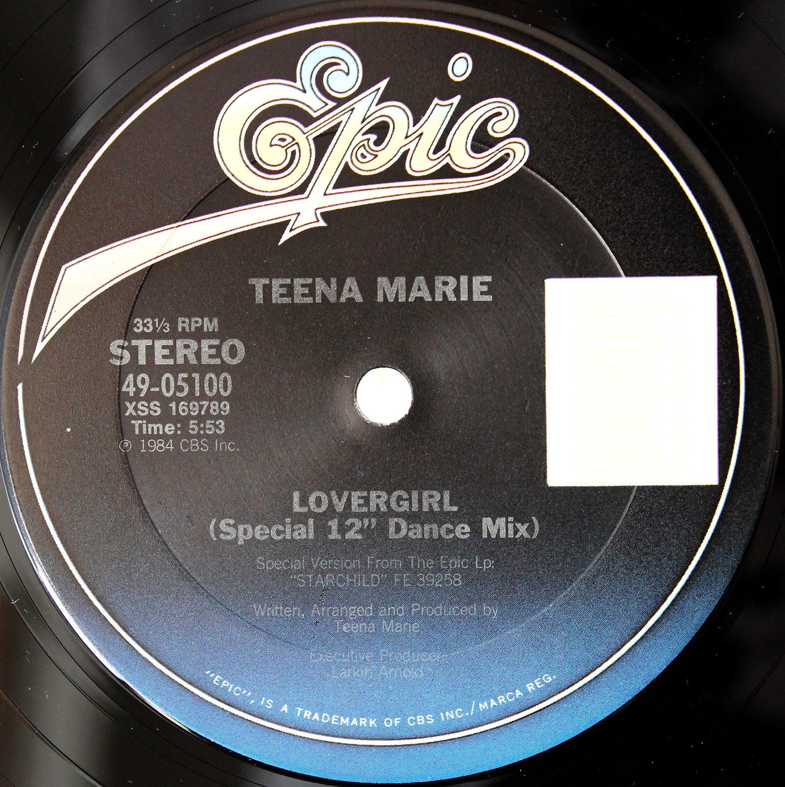 Teena Marie – Lovergirl 03