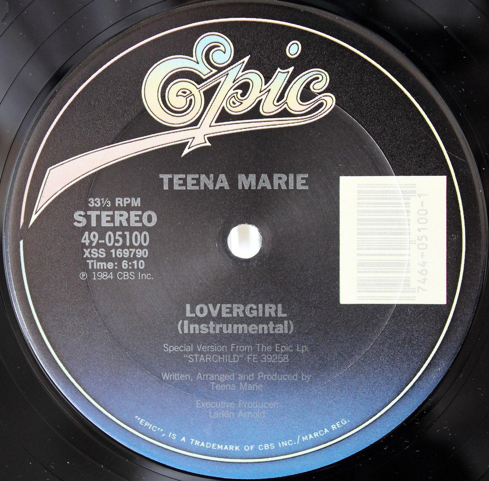 Teena Marie – Lovergirl 04