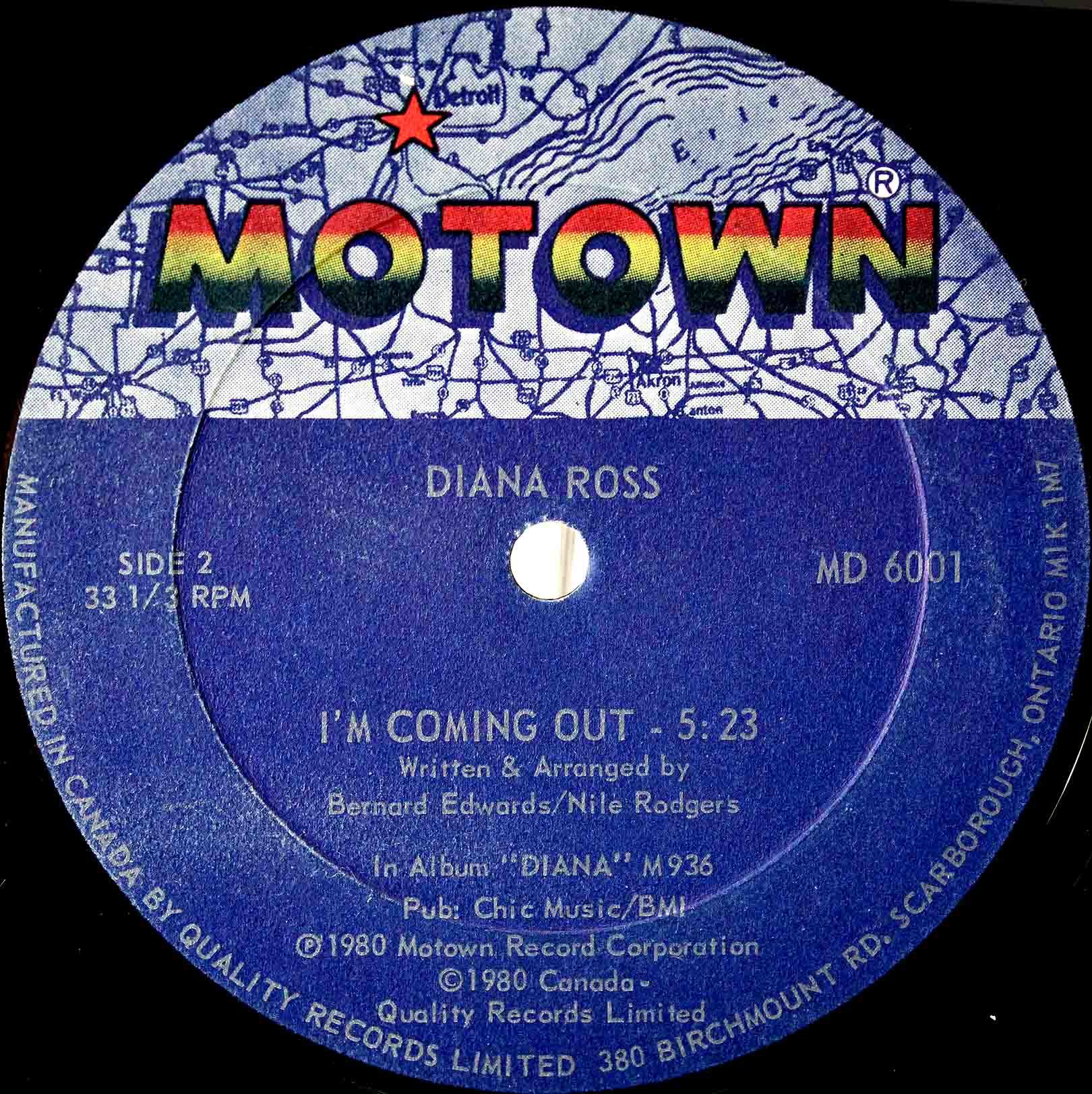 Diana Ross - Im Coming Out 02