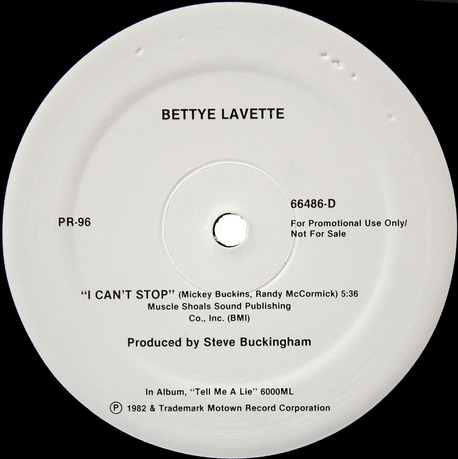 Bettye Lavette - I Cant Stop 01