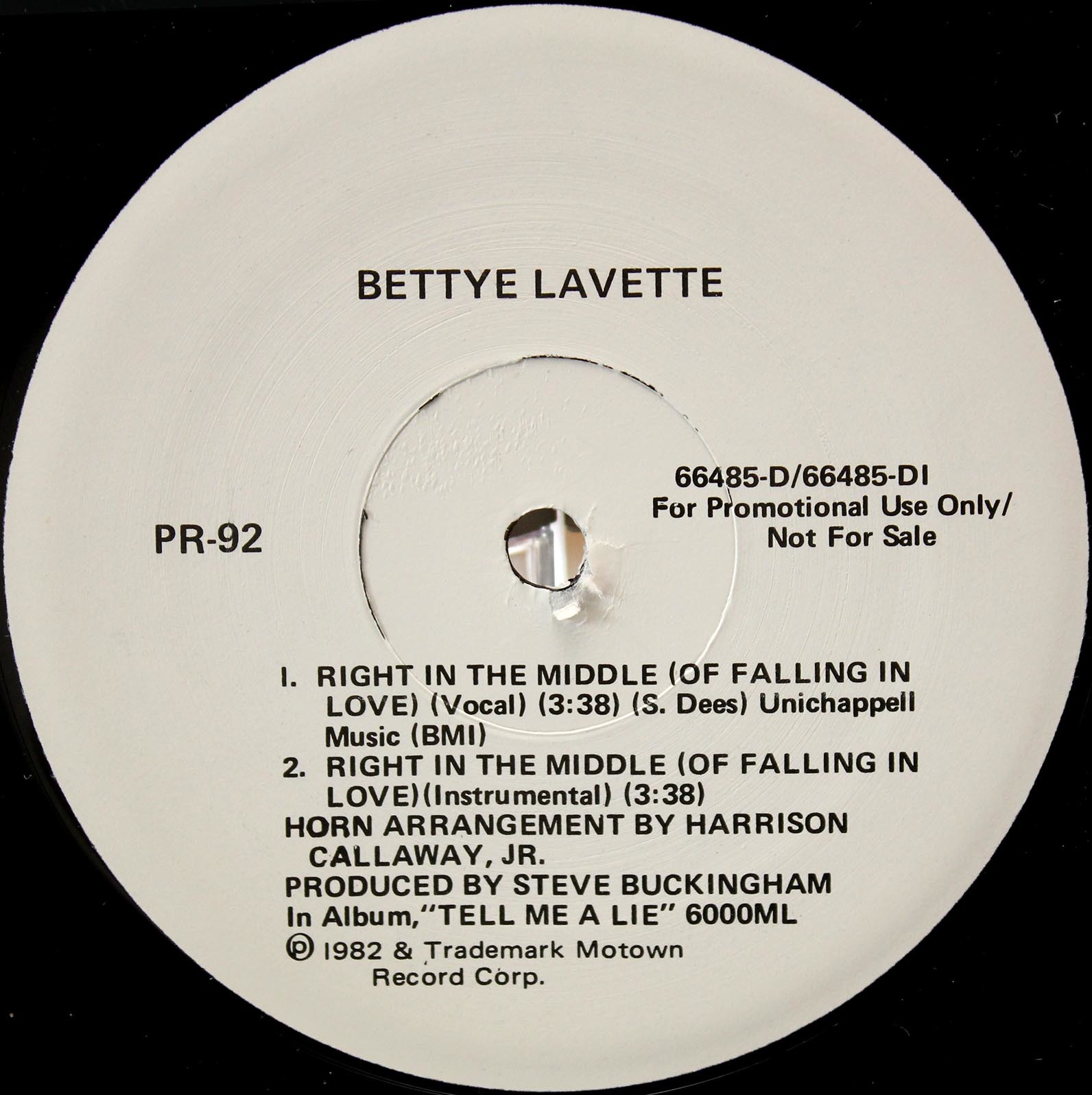 Bettye Lavette Right In The Middle 02