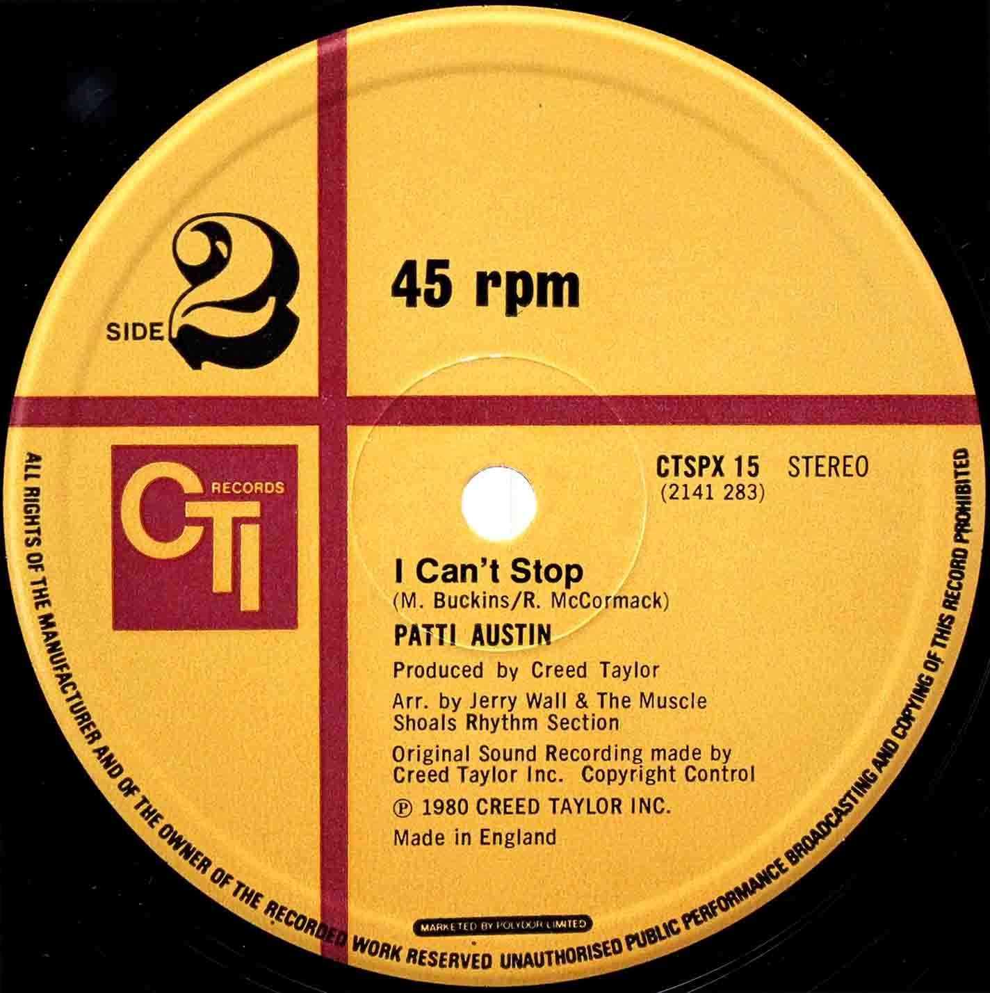 Patti Austin - People In Love 04