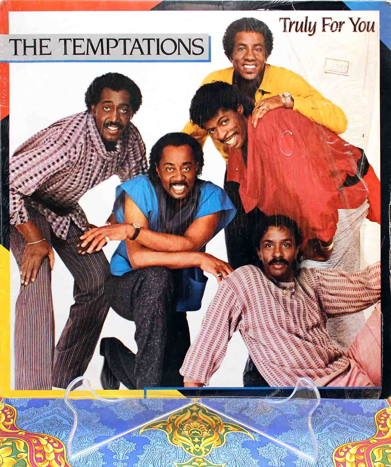 The Temptations ‎– Truly For You 01