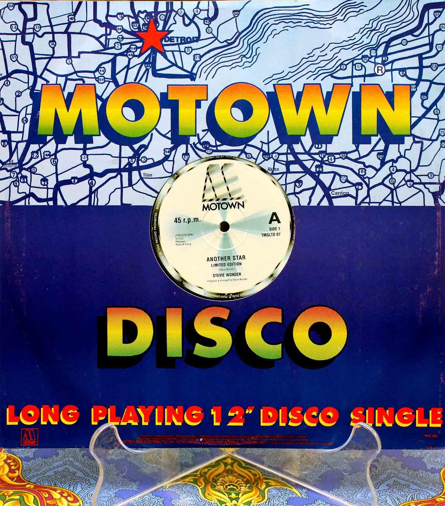 Stevie Wonder – Another Star 01