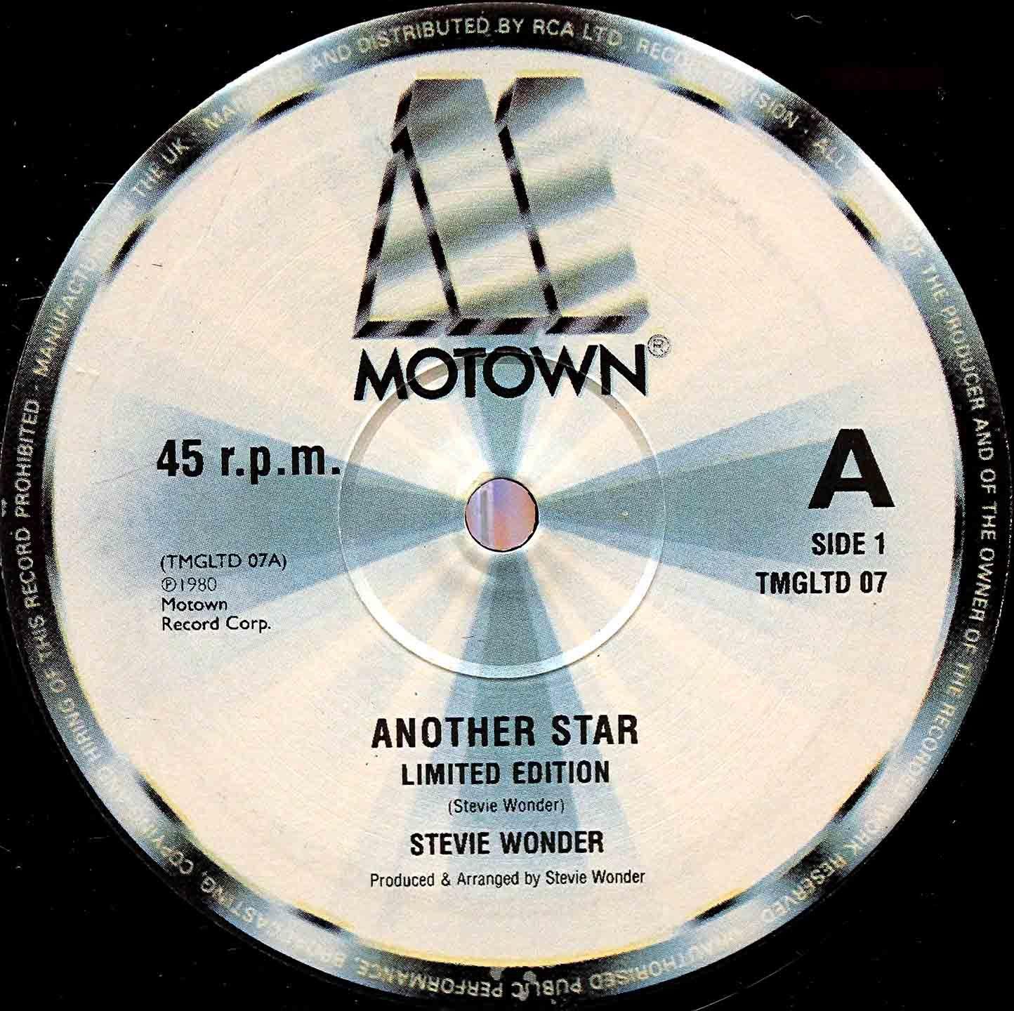 Stevie Wonder – Another Star 02