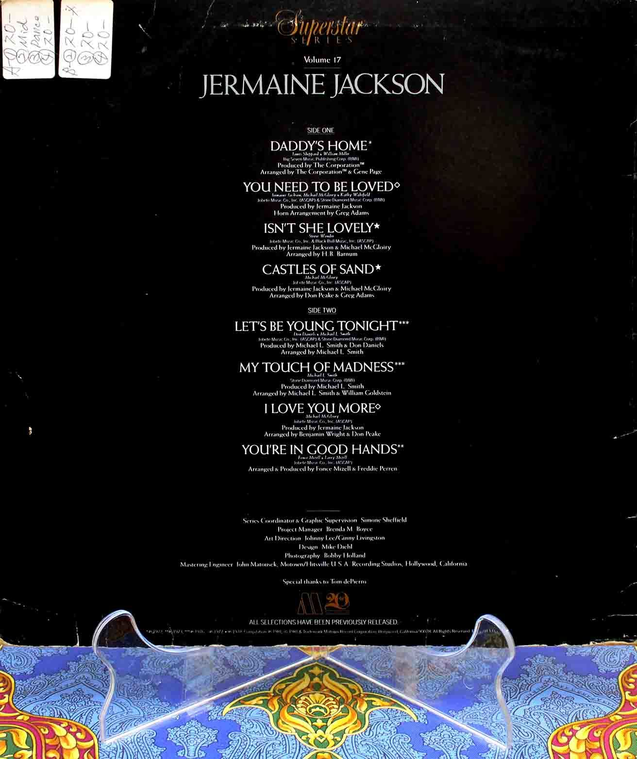 Jermaine Jackson The Best 02