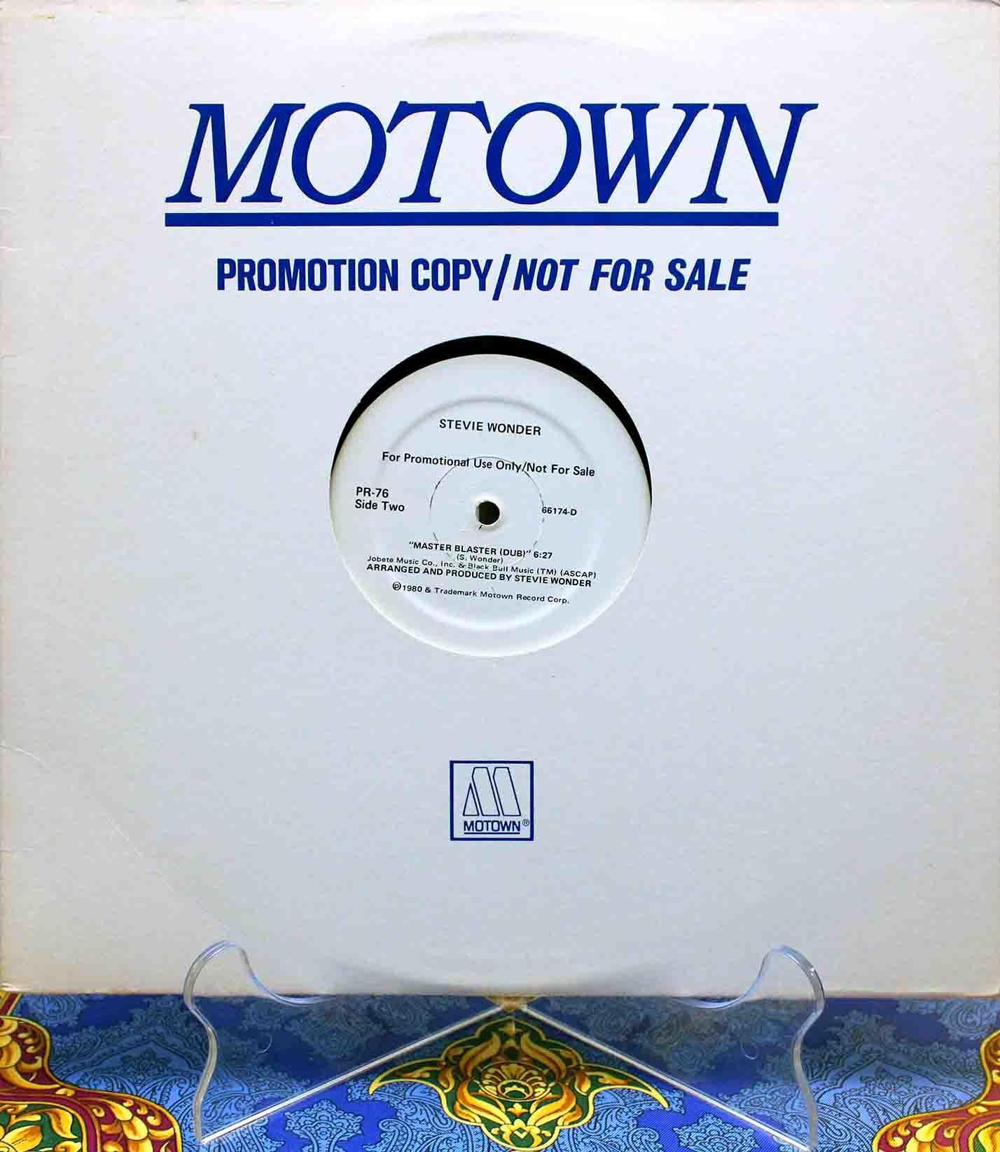 Stevie Wonder – Master Blaster US 02