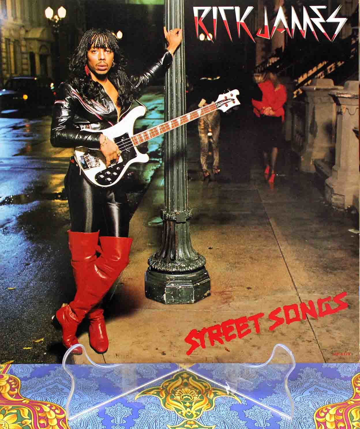 Rick James Street Song 01