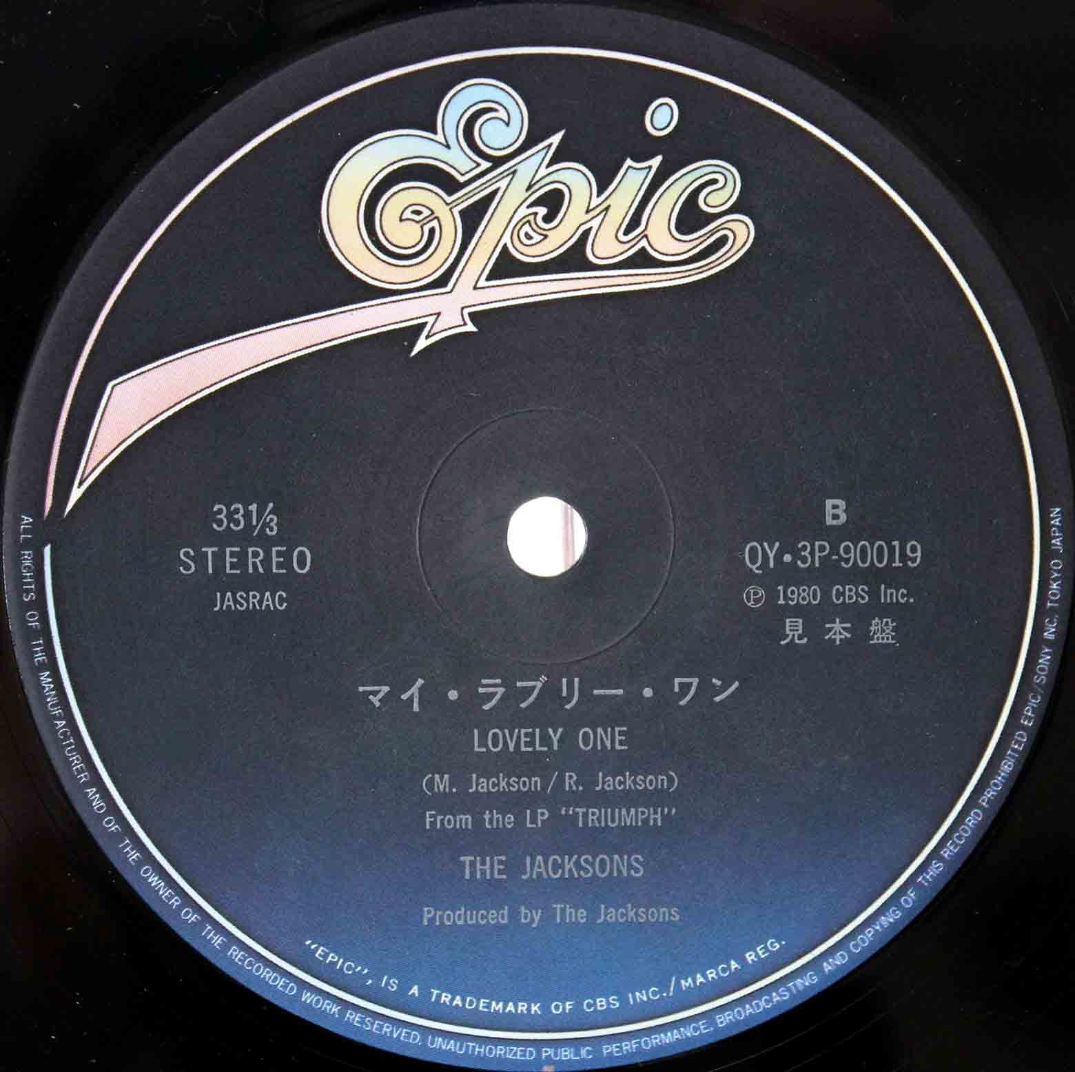 The Jacksons - Lovely one 02