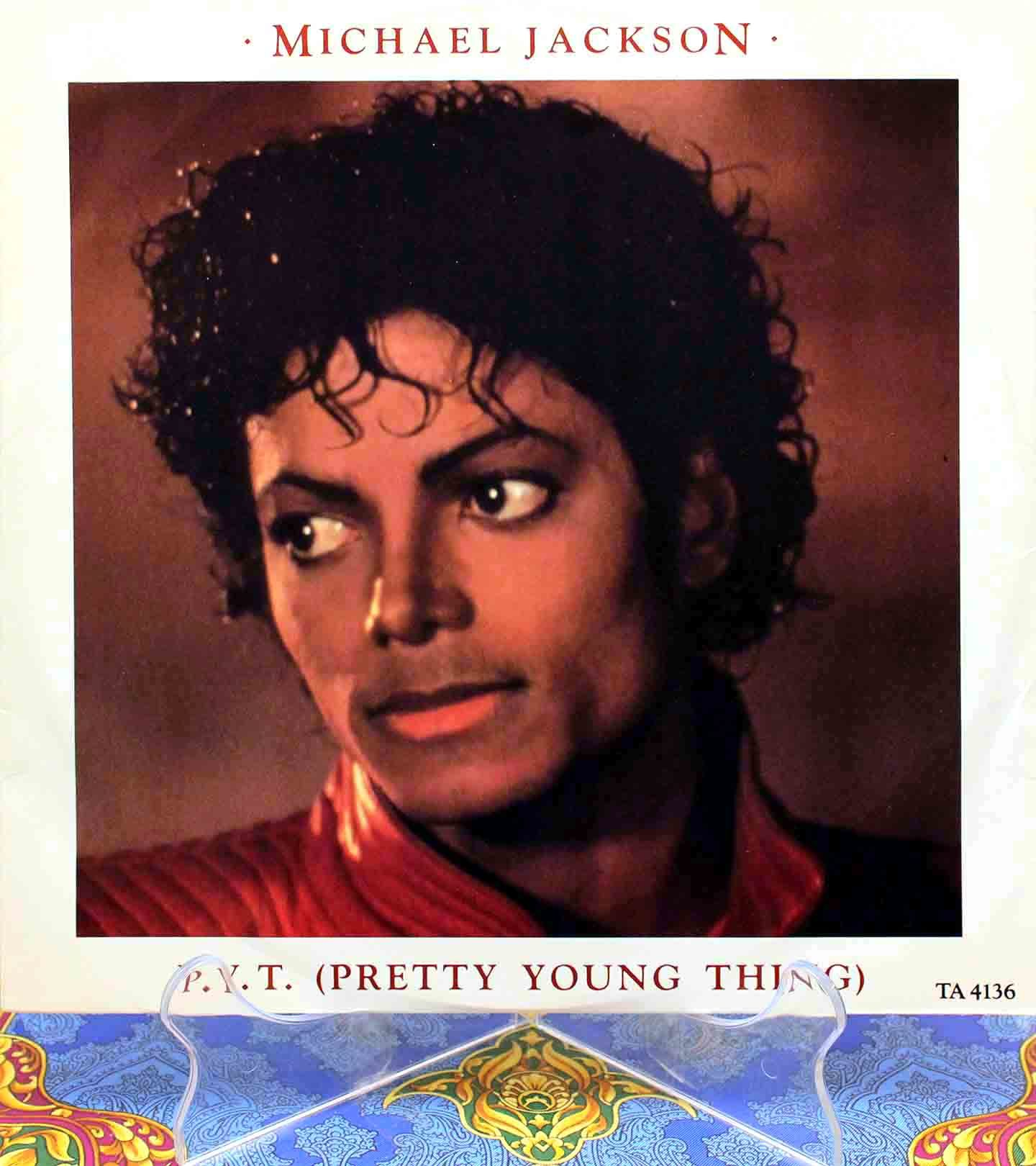 Michael Jackson – PYT 01