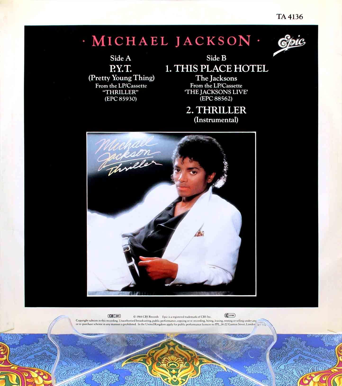 Michael Jackson – PYT 02