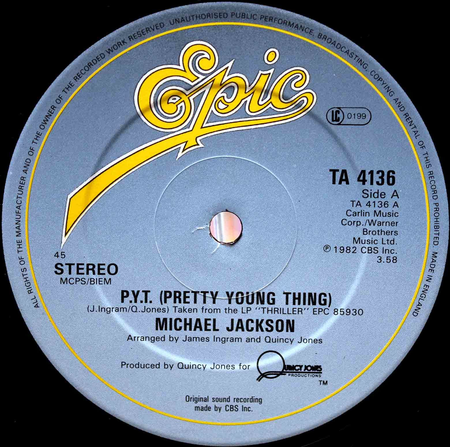 Michael Jackson – PYT 03
