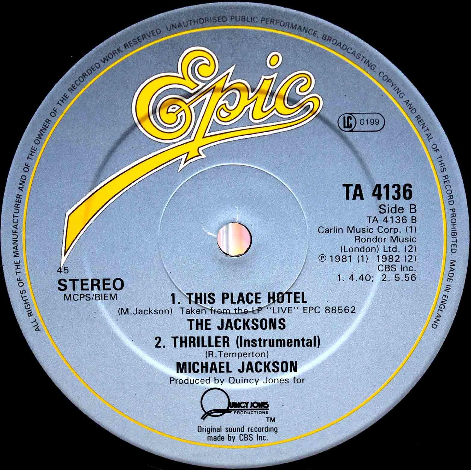 Michael Jackson – PYT 04