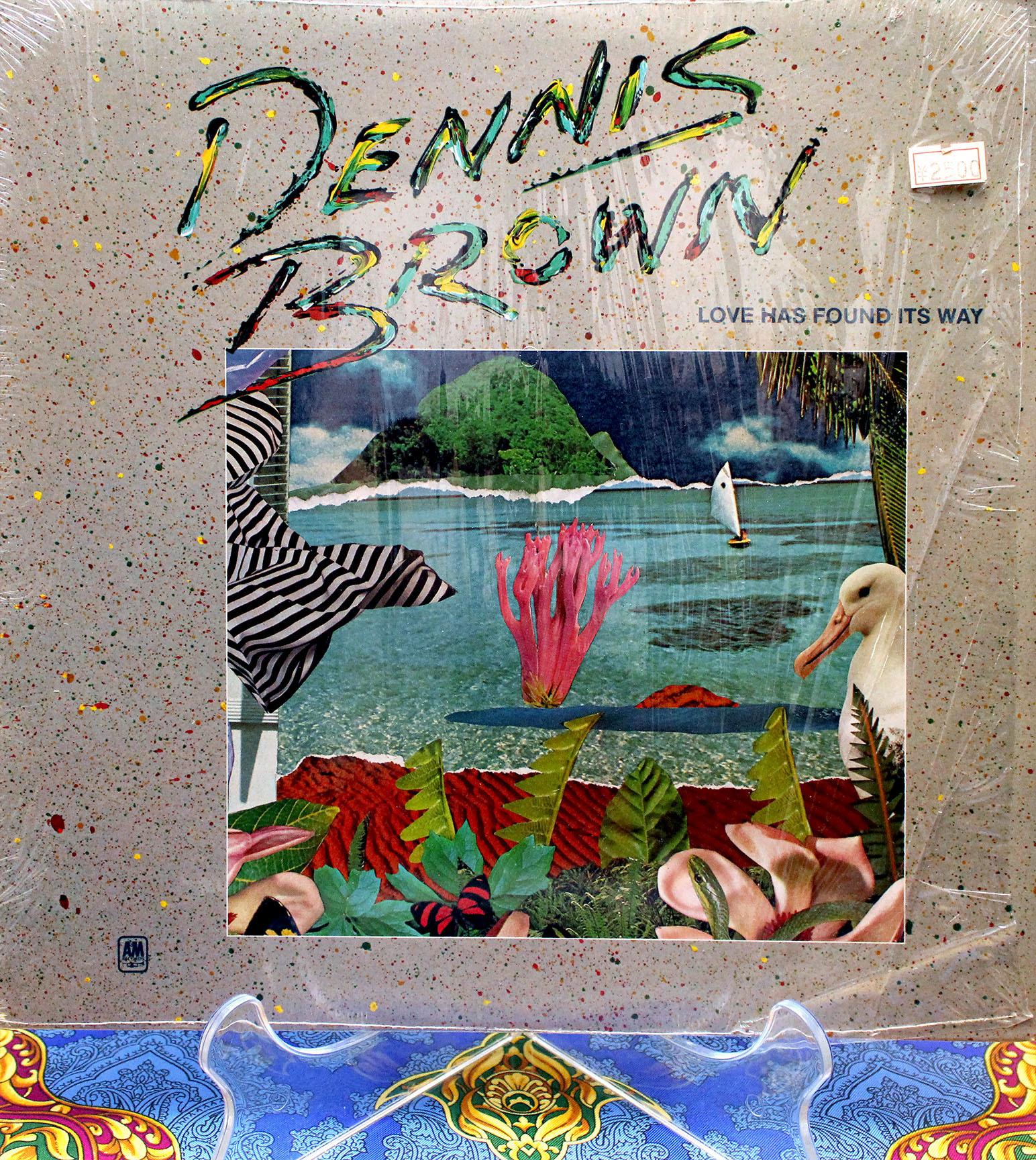 Dennis Brown - Love Has Found 01